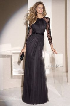 Mother of the Bride | Jean de Lys Style #29742 Full View