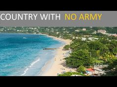 Country with NO ARMY || NO MILITARY Hande Ercel, Shraddha Kapoor, Koi, Places To Visit, Army, Military, Indian, Country, Beach
