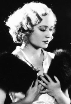 Miriam Hopkins in Trouble in Paradise (Ernst Lubitsch, 1932) viapre-codes