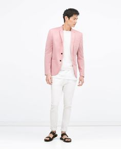 ZARA - MAN - BASIC BLAZER