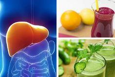 ¿Quieres depurar y nutrir el hígado de manera natural? Entonces no te pierdas estos licuados deliciosos y saludables que te vendrán muy bien en el día a día.