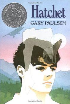 Hatchet (Brian's Saga #1) by Gary Paulsen. #Adventurebooks