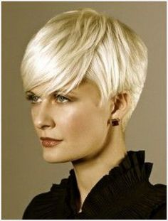 Frisurentrend 2015 Damen Kurz Undercut Frauen