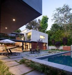#architecture : San Lorenzo Residence / Mike Jacobs Architecture