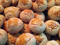 Eat.Play.Cook: Cook: Super Melty Peanut Cookies (measurements in GRAMS)