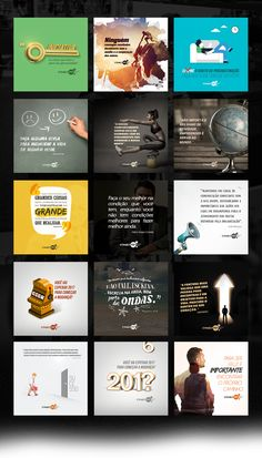 Social Media - CONECT FIT on Behance
