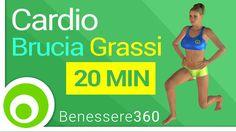 Allenamento cardio brucia grassi: 20 minuti di esercizi per dimagrire a ...