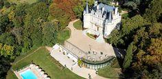 Castillos del Loira A 10 km del sur de Tours se encuentra Domaine de la Tortinière, Loire Valley, France