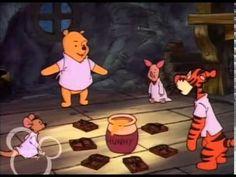 Winnie Puuh deutsch Zeichentrickserie für Kinder Folge Der grosse Honigr...
