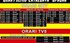 La MotoGP corre a Barcellona. Grande lotta di nervi tra Rossi, Lorenzo e Marquez #motogp #rossi #barcellona #lorenzo