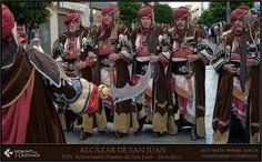 Moros y Cristianos de Alcázar de San Juan 2013 | Flickr: Intercambio de fotos