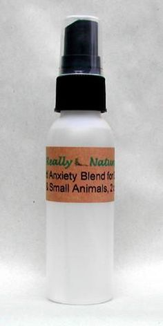 Anti-anxiety blend for small animals - natural, calming, gentle