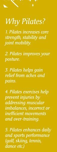I've always been a believer in centering myself through yoga and meditation.  Pilates adds a third element of a great workout. #Pilates