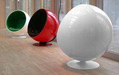 Eero Aarnio's Ball Chair