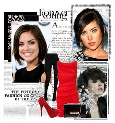 """""""jessica stroup"""" by s-thinks ❤ liked on Polyvore featuring LOTTA, Anna Sui, Valentino and Olsen"""