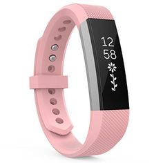 "Fitbit Alta Accessory Band, MoKo Classic Replacement Soft Wristband with Metal Clasp For Fitbit Alta Smart Fitness Tracker, Fits 5.31""-8.07"" (135mm-205mm) Wrist, Soft PINK - http://www.exercisejoy.com/fitbit-alta-accessory-band-moko-classic-replacement-soft-wristband-with-metal-clasp-for-fitbit-alta-smart-fitness-tracker-fits-5-31-8-07-135mm-205mm-wrist-soft-pink/fitness/"