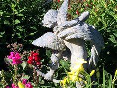 Garden flowers and yard art - Garden Designs - Decorating Ideas - HGTV Rate My Space