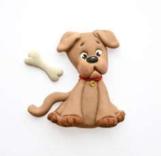 Dog Sugar Buttons Silicone Mold online from Katy Sue Designs. Create a cute dog character for your cake decorating projects, available to order today Sugar Mold, Dog Cakes, Candy Molds, Clay Figures, Air Dry Clay, Cold Porcelain, Silicone Molds, Cute Dogs, Character Design