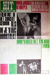 hitweek   (1967/09/27, magazine, the netherlands)