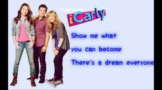 """iCarly theme song """"Leave It All To Me"""""""