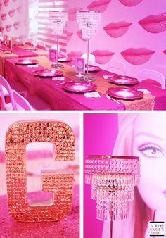   Trend Alert: The Barbie Dreamhouse Experience™ Birthday Party   http://soiree-eventdesign.com