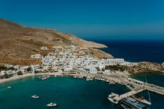 A beautiful Greek wedding took place in the island of Folegandros, last summer. Did you know that Folegandros is a tiny Greek island next to Santorini? Not that famous but yet so beautiful folegandros-wedding-greece-elopement-photographer-001 Mykonos, Santorini, Stunning View, Beautiful, Greek Music, Hidden Beach, Samos, Greek Wedding, Greek Islands