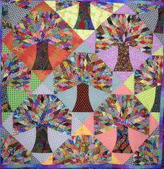 Acorn's Promise Quilt Pattern por kerrystitchdesigns en Etsy