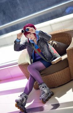 Ramona Flowers (then I just need a bf to be Scott Pilgrim!)