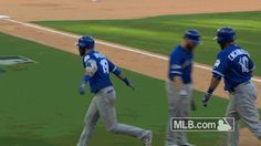 New trendy GIF/ Giphy. mlb baseball alds toronto blue jays jose bautista game 1 joey bats. Let like/ repin/ follow @cutephonecases