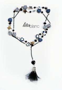 Collar. Coleccion de Invierno http://www.alittlemarket.com/boutique/lita_blanc-34641.html?v=tb_c