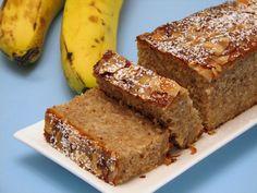 עוגת בננות, קוקוס ורום