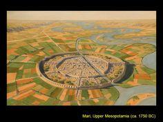 Gli Arcani Supremi (Vox clamantis in deserto - Gothian): Il sito archeologico dell'antica Mari in Mesopotam...