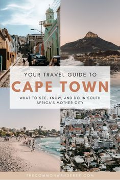 Looking for things to do in Cape Town? Having spent more than six weeks in South Africa's Mother City, exploring the best that this vibrant, cosmopolitan city has to offer, these are our absolute must-dos for any Cape Town itinerary. Also includes where to stay, what to eat, and what to know | Cape Town | South Africa | travel guide | Bo Kaap | Camps Bay | Cape Peninsula | Hermanus | Kalk Bay | Woodstock | #SouthAfrica #CapeTown #travel