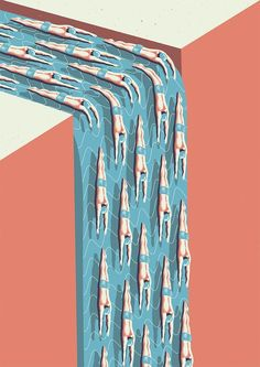 Fait chaud ! Tout le monde à l'eau ! Cascade Sébastien Plassard#illustrationpic.twitter.com/3wE5W0uNio Illustration Design Graphique, Art Et Illustration, Drawing Tutorials For Beginners, Illustrations And Posters, Drawing S, Easy Drawings, Altered Art, Vector Art, Illustrators
