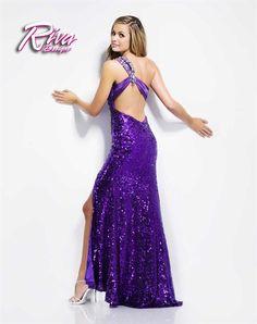 Riva R9436 Prom Dress guaranteed in stock