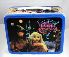 dark crystal lunch box
