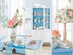 Decoração Floral, da série como fazer | Diário da Micha