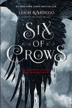 Six of Crows / Leigh Bardugo. Ketterdam: a bustling hub of international trade where anything can be had for the right price--and no one knows that better than criminal prodigy Kaz Brekker. Kaz is offered a chance at a deadly heist that could make him rich beyond his wildest dreams. But he can't pull it off alone...he is joined by six dangerous outcasts.