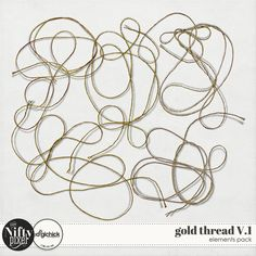 Gold Thread Vol.1 by The Nifty Pixel