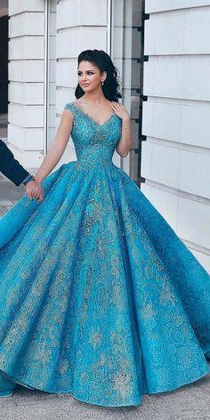 9 Best Royal Blue Wedding Dresses Images