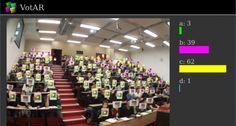 Une appli gratuite pour rendre les cours interactifs