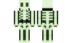 minecraft skin Glowing-Skeleton Check out our YouTube : https://www.youtube.com/user/sexypurpleunicorn