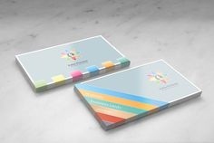 6 photoshop realistic business card mockups di FabioFerranteDesign