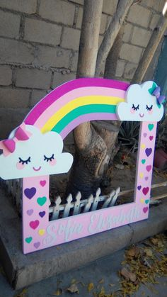 54 Ideas for baby shower ideas rainbow cloud Rainbow Birthday Party, Unicorn Birthday Parties, Baby Birthday, Birthday Party Decorations, Party Themes, Rain Baby Showers, Baby Shower Parties, Baby Shower Themes, Baby Shower Decorations