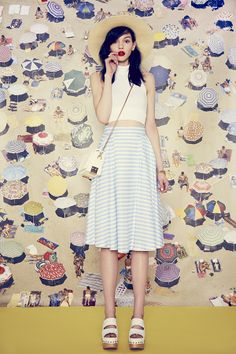 Set Sail Midi Skirt (http://www.nastygal.com/lookbooks-starlet-nights/set-sail-midi-skirt?utm_source=pinterestutm_medium=smmutm_term=email_imageryutm_content=wear_it_oututm_campaign=pinterest_nastygal)  In Your Element Crop Top (http://www.nastygal.com/lookbooks-starlet-nights/in-your-element-crop-top?utm_source=pinterestutm_medium=smmutm_term=email_imageryutm_content=wear_it_oututm_campaign=pinterest_nastygal)