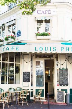 Situated alongside the Seine in a busy but quaint southern corner of the Marais, just at the end of Pont Louis Philippe, is what is possibly the most adorable cafe in all of Paris. moderately priced, delicious, and authentically French. The boeuf bourguignon, frog legs, and duck in cherry sauce all get high marks by reviewers. https://www.tripadvisor.com/Restaurant_Review-g187147-d1309236-Reviews-Louis_Philippe_Cafe_Restaurant-Paris_Ile_de_France.html