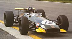 1968 Jochen Rindt, Brabham BT26 Repco