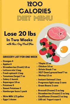 If you are completely committed and determined, then no one can stop you to get in shape. You can do that with this 1200 calorie weight loss meal plan (Fat Loss Diet Lose 20 Pounds)
