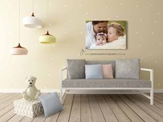 play room portrait wall art. Play room. Children's photos. Photography by: Jade Read Photography, Gold Coast.