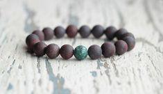 jasper bracelet men beaded bracelet birthday gift men accessories gemstone…